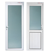 uPVC Internal Door