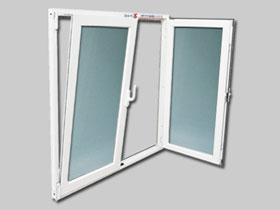 uPVC Tilt & Turn Window
